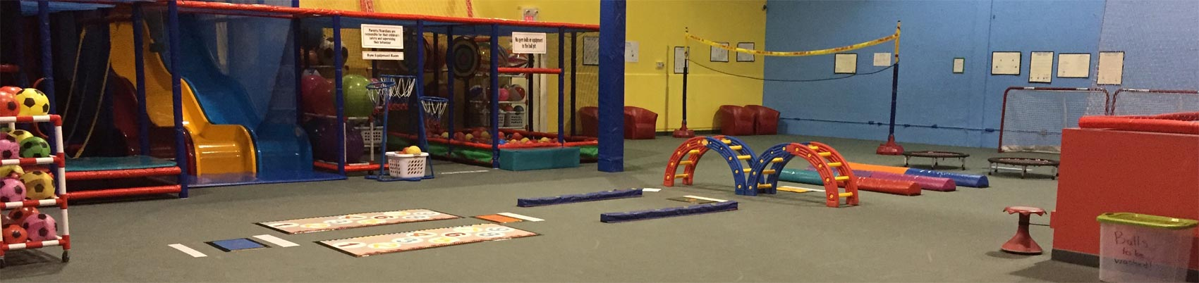 kids gym in mississauga