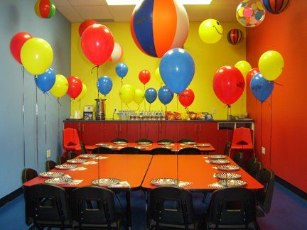 Kids Party Packages Balls of Fun